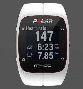 Pulsómetro deportivo Polar