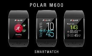 Pulsometro Polar M600 reloj deportivo