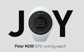 Comprar Polar M200 Blanco