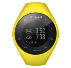 Comprar Polar M200 para principiantes amarillo