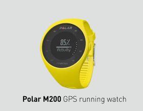 Pulsómetro Polar M200 para novatos