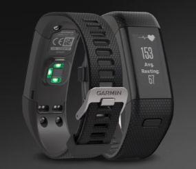 Pulsera fitness sensor optico Vivosmart hr