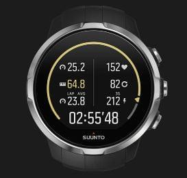 Pulsometro para triatlon Suunto Spartan Sport