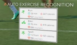 Entrenar Fitbit Charge 2