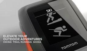 Modos entrenamiento tom tom adventurer pulsometro