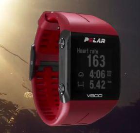 Reloj pulsometro Polar V800 edicion Gomez Noya