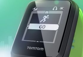 Pantalla tom tom runner 3