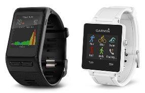 Diferencias reloj Garmin Vivoactive HR