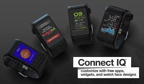 Conexion Vivoactive HR smartphone