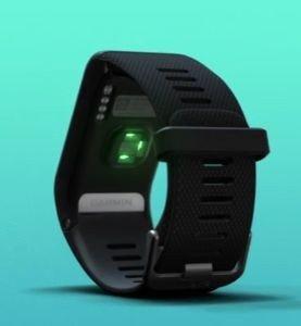 Sensor optico pulsaciones Garmin Vivoactive HR