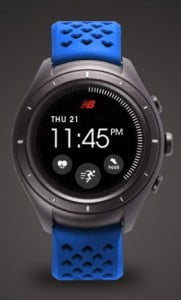 reloj new balance run iq azul