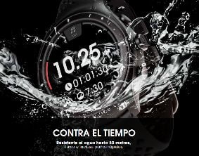 Reloj sumergible new balance run iq