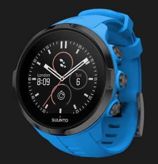 pantalla tactil suunto spartan wrist hr