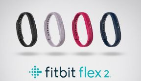 Pulsera Fitbit Flex 2 colores