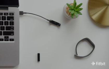 Bateria USB cargador fitbit flex 2
