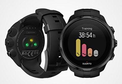 Suunto spartan wrist Valencell Sensor biometrico