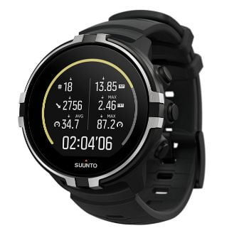 Suunto Spartan Sport Wrist HR con altímetro