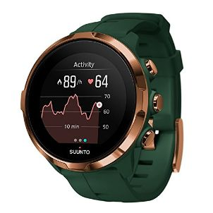 pulsómetro suunto spartan sport wrist hr forest special edition