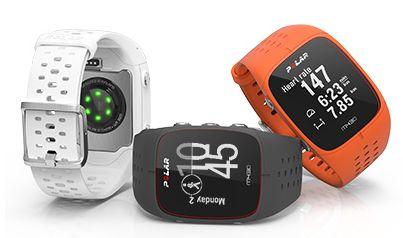 variedad modelos reloj polar m430