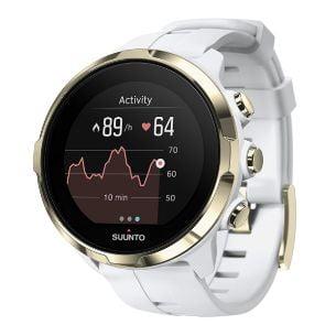 pulsómetro suunto spartan sport wrist hr gold special edition