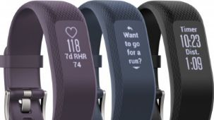 Garmin vivosmart 3 pulsera fitness colores