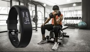 pulsera gym garmin vivosmart 3
