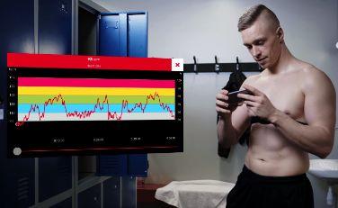 sensor de pulsaciones polar h10