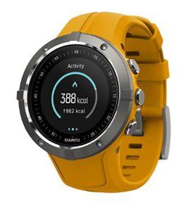 Suunto Spartan Trainer HR ambar reloj deportivo