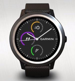 diseño garmin vivoactive 3