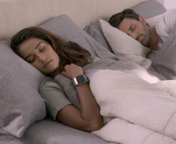 fitbit ionic seguimiento calidad sueño