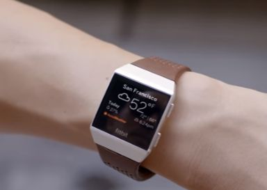 apps para fitbit ionic