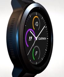 garmin vivoactive 3 panel lateral tactil