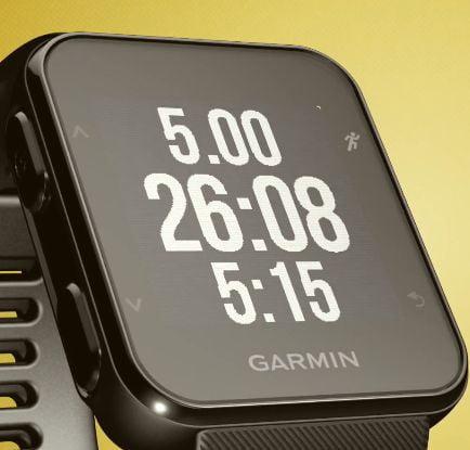 Pulsómetro fitness Garmin Forerunner 30