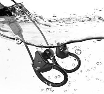 Auriculares inalambricos Vulkkano Sportive resistentes al agua