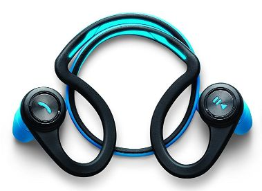 Control de musica auriculares Plantronics Backbeat fit