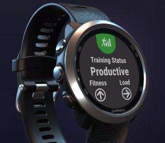 Reloj pulsómetro fitness garmin forerunner 645
