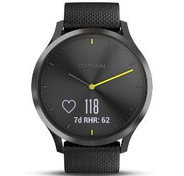 Pulsometro Garmin Vivomove HR fitness