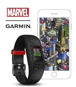 pulsera garmin vivfit jr 2 marvel