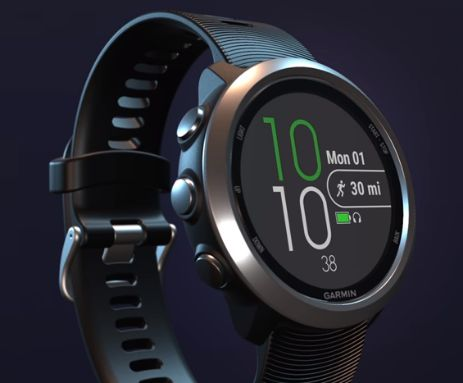 Smartwatch Garmin Forerunner 645 Music