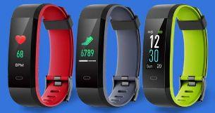 Mejores smartbands y pulseras de fitness