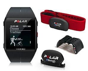 Polar V800 edición especial triatlón