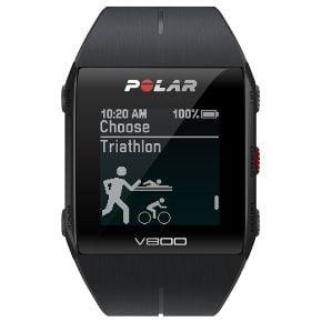 Pulsómetro para triatletas Polar V800