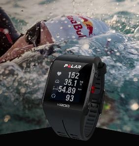 Usar Polar V800 para nadar en piscina
