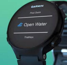 reloj para natacion garmin 735xt
