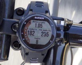 reloj para bicicleta garmin 735