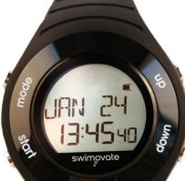 Reloj de natación