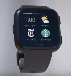 Fitbit versa apps