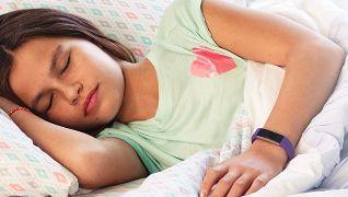 Fitbit Ace monitorizacion del sueño