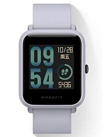 Diseño pantalla pulsometro amazfit bip