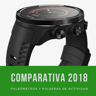 Comparador Pulsómetros 2018